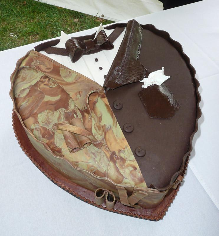 grooms cake ideas